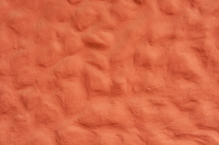 Traditional Costa Rican wall texture commonly called snowball walls Reklamní fotografie