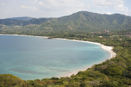 Beaches of Playa Conchal and Playa Brasilito in Guanacaste, Costa Rica