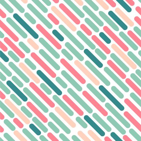 pastel line pattern background Stock Illustratie