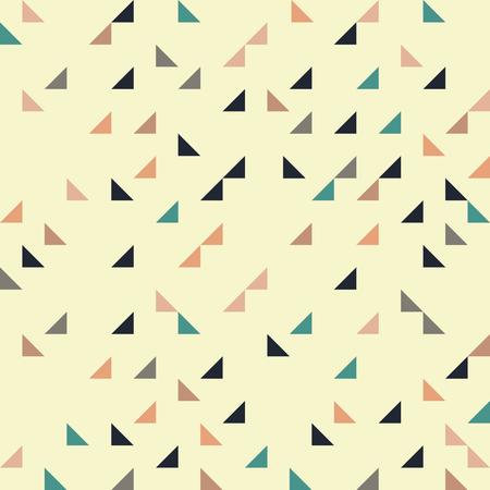 seamless geometric pattern background Stock Illustratie