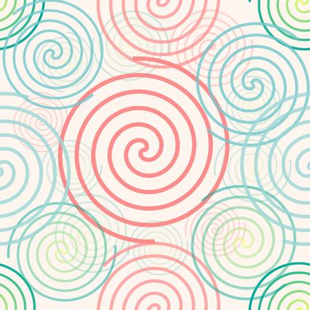 seamless vortex pattern background