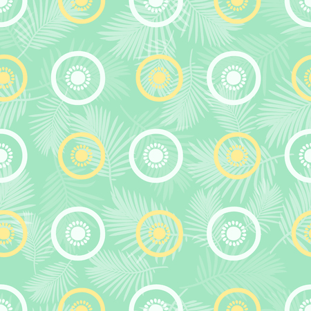 seamless fruit pattern background