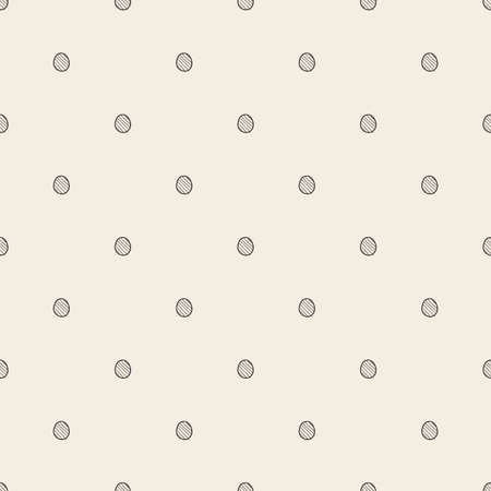 seamless monochrome little dot shape pattern background