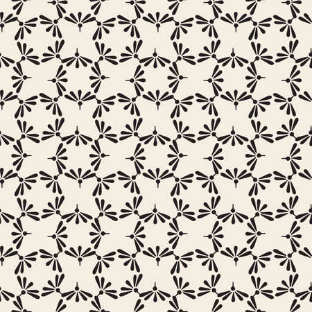 seamless classic style of flower pattern background