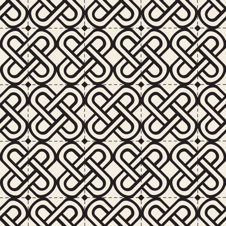 seamless classic facade design pattern background