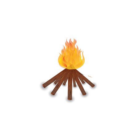 bonfire vector png