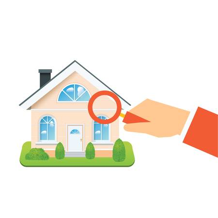 supreme court: Looking for a house vector