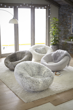 Exceptionnel Love This From Plush.a Snuggle Swivel Chair! Stock Photo   92337044