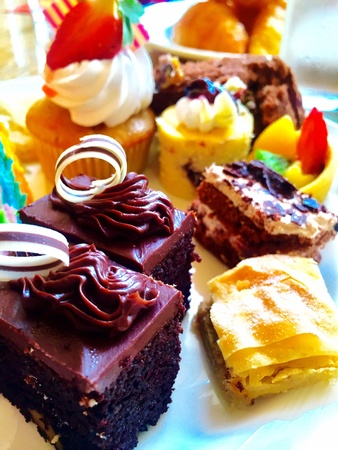 cravings: Variety of Cakes