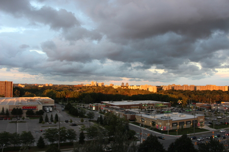 London Ontario Skyline