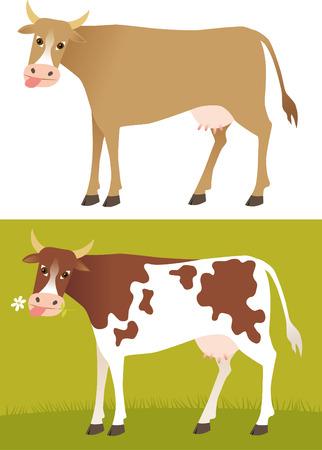 lull: Cow