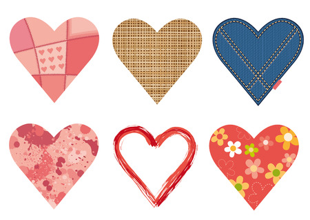 patched: Hearts set