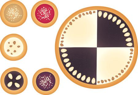 Cakes Banco de Imagens - 36816704
