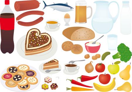 galletas integrales: comida