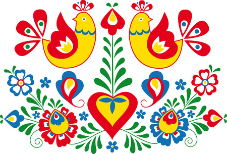Morawski ornament ludowy