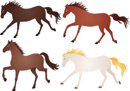 running: Running Horses