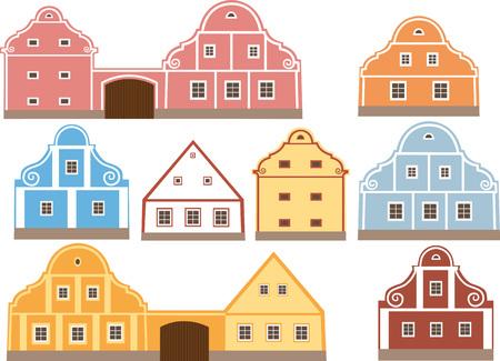 Historische Architektur Standard-Bild - 63802732