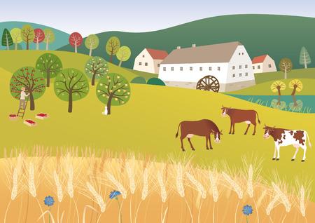 watter: organic farm