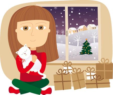 cherish: christmas night