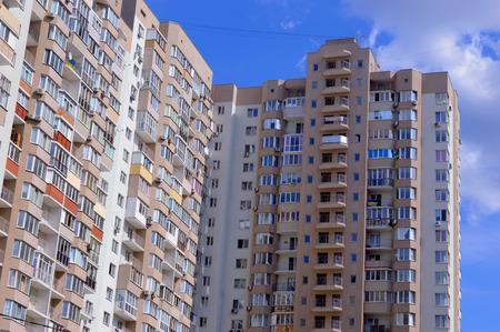 residential: Multi-storey residential buildings