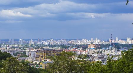 General View of Kiev City