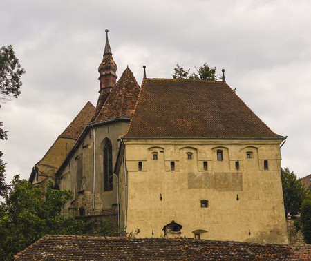 Church of the Dominican Monastery in Sighisoara, Transylvania
