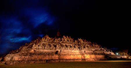 yogyakarta: Borobudur Before Sunrise