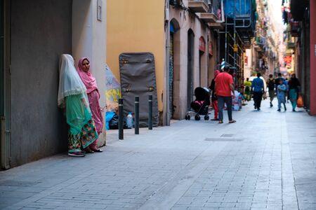 Streetlife of El Raval - Impressions from Barcelona
