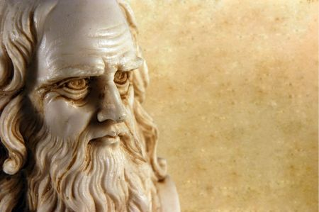 studious: Leonardo da vinci, one of the greatest mind in the humanity