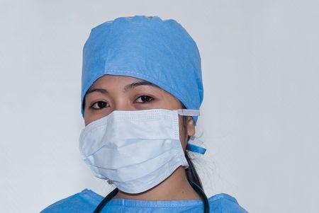 Female asian Nurse