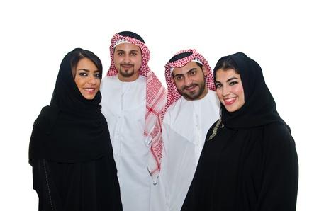 Arab couples