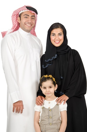 arab people: Arab Family