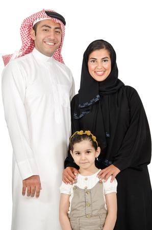 hombre arabe: Familia �rabe