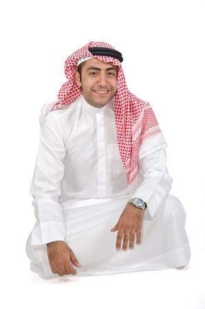 homme arabe: L'homme arabe