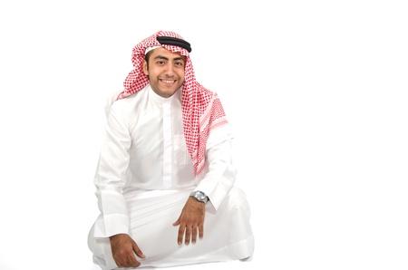homme arabe: Homme arabe Banque d'images