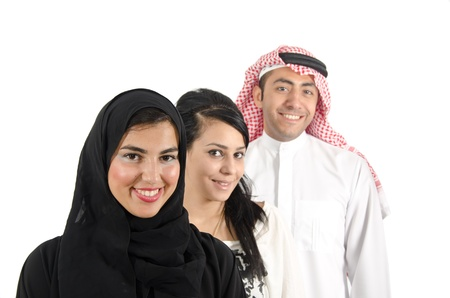 arab girl: Young Arab People