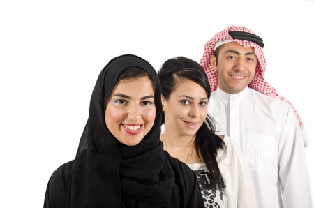 Young Arab People