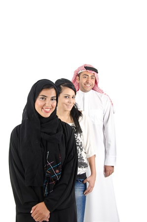 Young Arab People photo