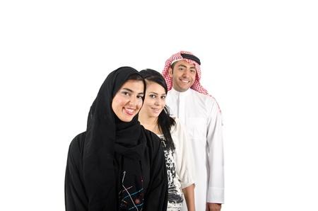 körfez: Genç Arap İnsanlar