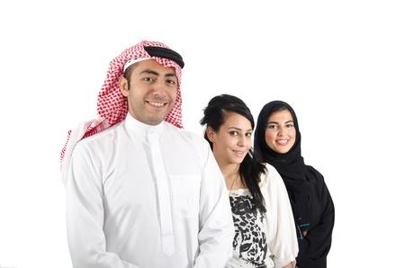 koweit: Les jeunes gens arabes