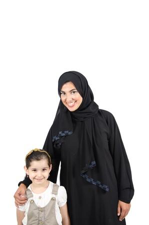 saudi arabia: Arab Family