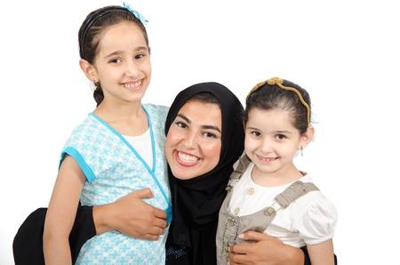emirates: Arab Family