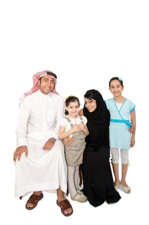 Arab Family photo