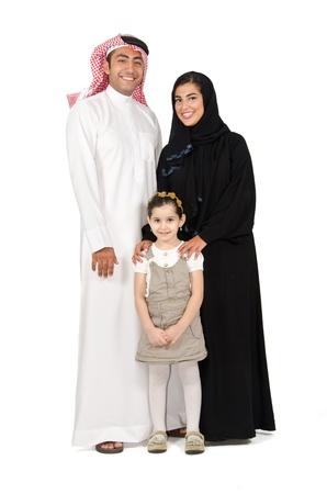koweit: Arabe de la famille Banque d'images