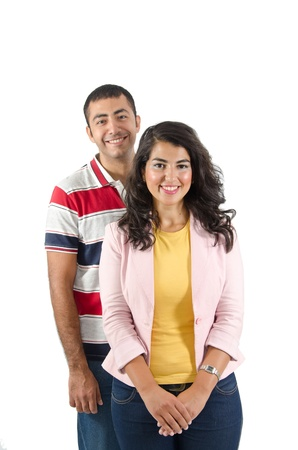 Young Arab Couple photo