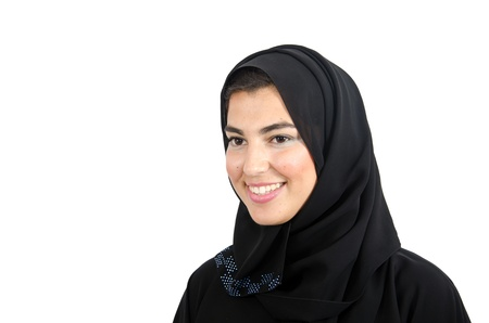 sexy school girl: Young Arab Female Stock Photo