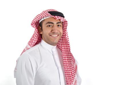 hombre arabe: Hombre joven árabe