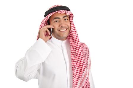 arab man: Young Arab Man
