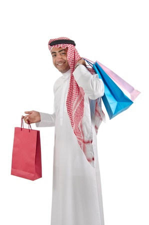Young Arab Man photo