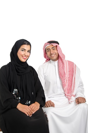 Arab Couple photo